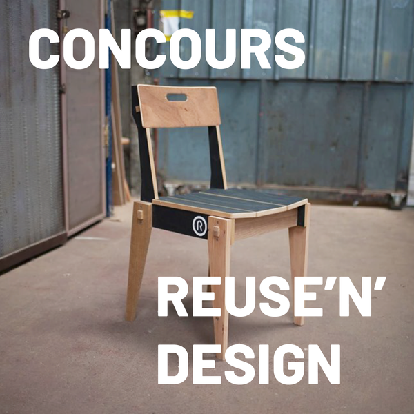 CONCOURS — Reuse'N'Design