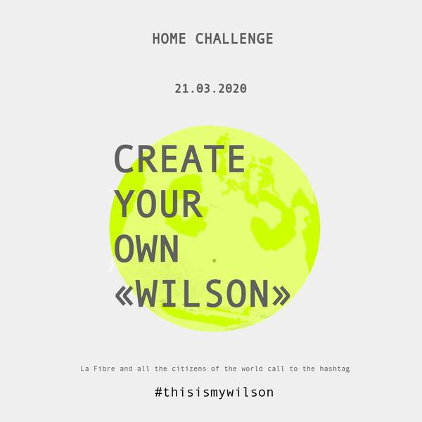 HOME CHALLENGE — Create your own