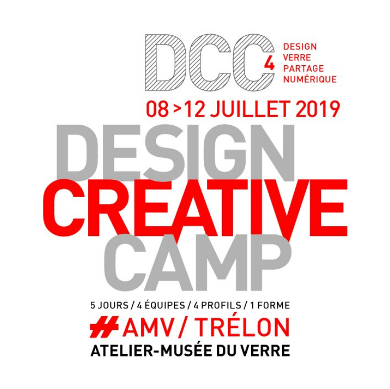Appel à candidature : Design Creative Camp #4