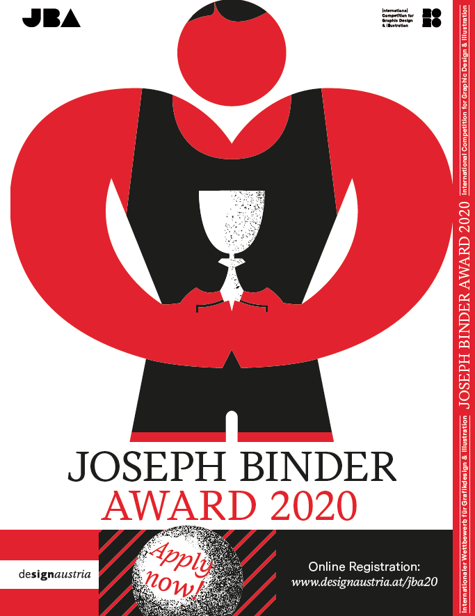Joseph Binder Award 2020 — Early Bird !