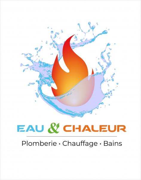 Logo de la Société Eau et Chaleur