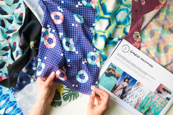 La box à motifs - Studio de design textile spécialisé dans le motif