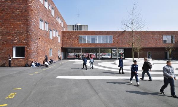 Signalétique — Collège Claude Lévi-Strauss - Lille