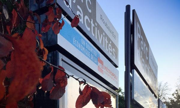 Mobilier urbain — Métropole Européenne de Lille