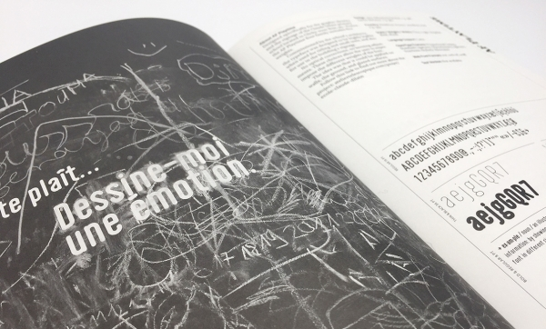 Création typographique — Af Playtime - Type Year Book 3  (De)