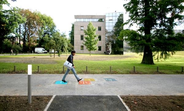Signalétique — Campus Edhec - Croix