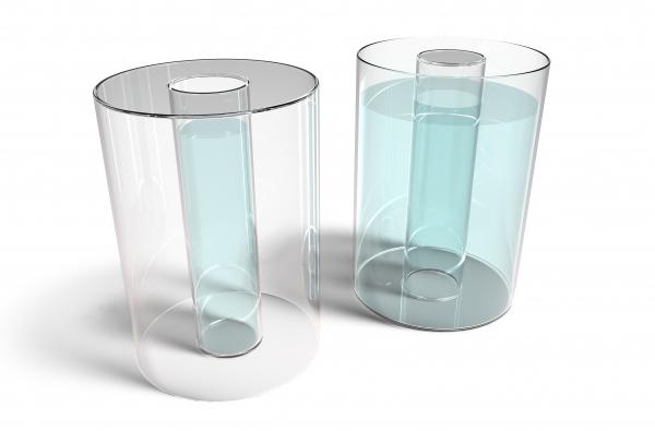 Vase reversible www.hugodelautre.com/Vase-Reversible-2016