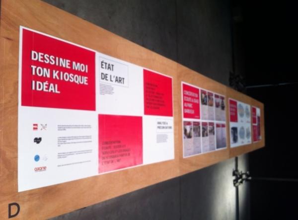 Ville de Roubaix - Impliquer les habitants et acteurs du territoire dans la conception du futur kiosque du parc Barbieux