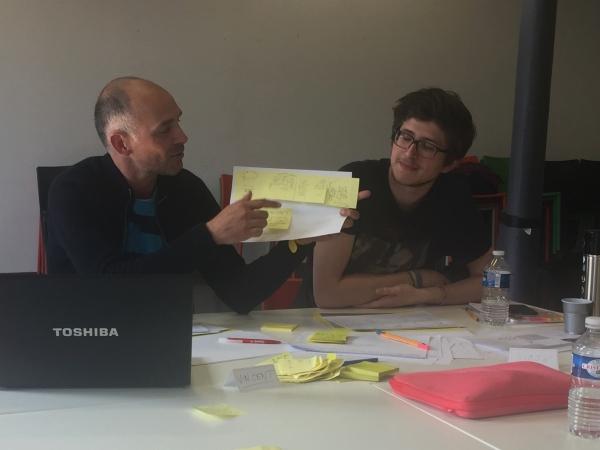 HdFID : Formation Design Thinking - Permettre aux porteurs de projet decomprendre, maitriser et s'approprier le design thinking