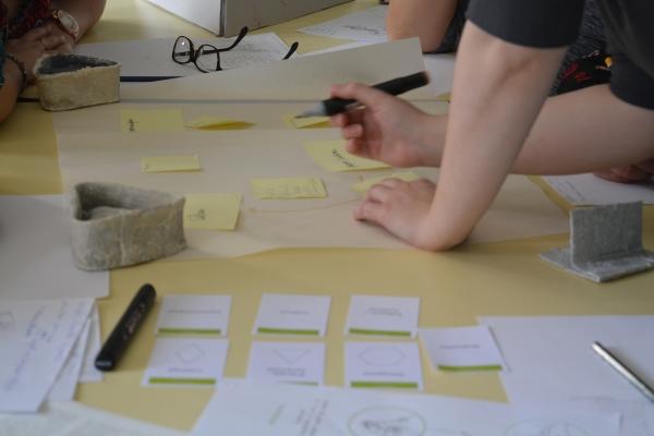 Atelier Co-conception CMP 25 Mai 2018 — Crédit photo : Noémie Vinchon