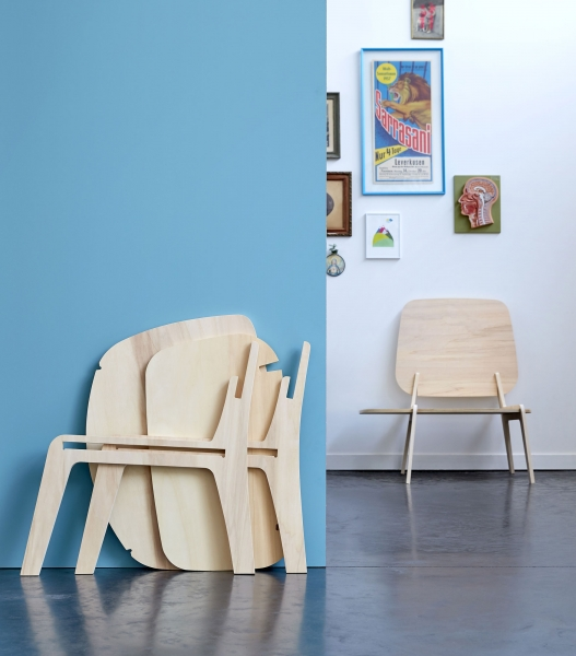 Collection Modèle Déposé - Tremplin #01