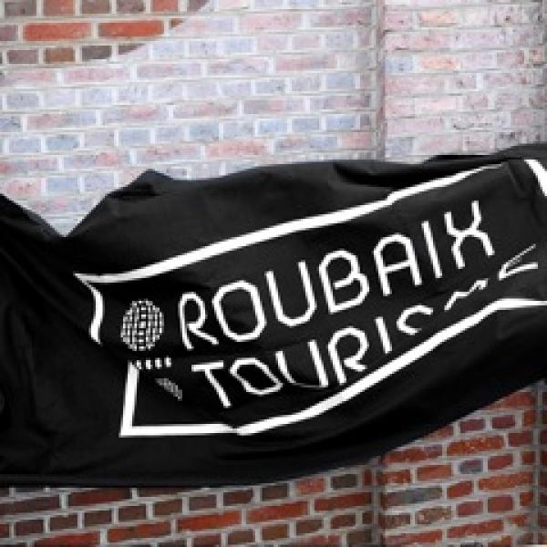 Identité visuelle réalisée pour Roubaix Tourisme