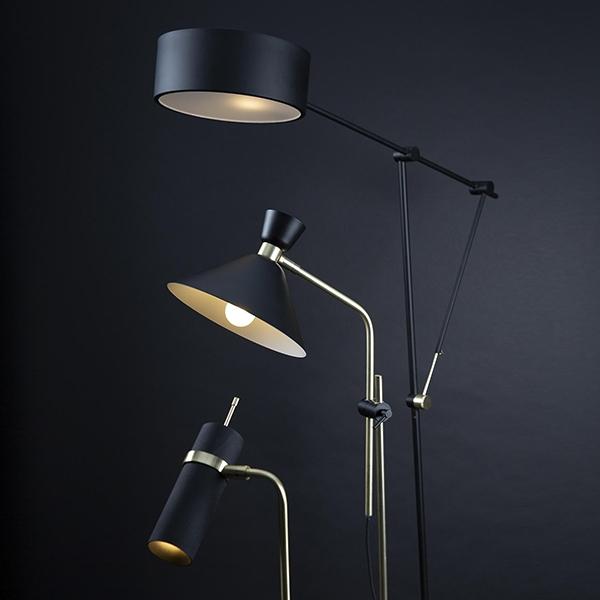 AM.PM. x DARROW - Design de gammes de luminaires (Melissos, Zoticus, Isaure)