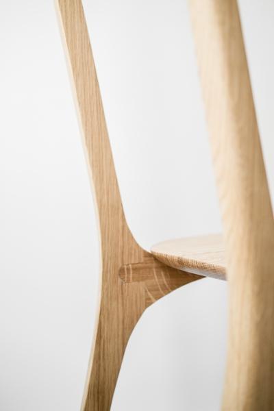 Bonhomine, chaise, création sur mesure,2017