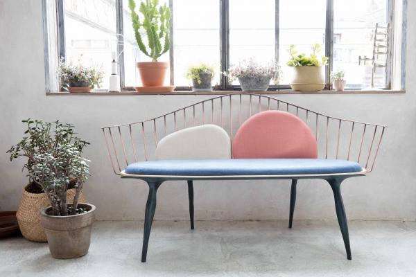 Dune, sofa, 2018, Venice Design exhibition