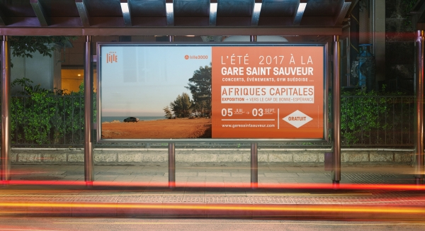 Edition - Gare Saint Sauver - lille 3000