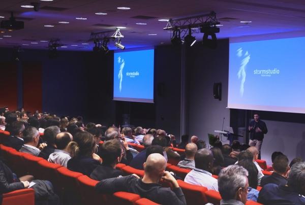 Organisation de conférences autour des métiers du design