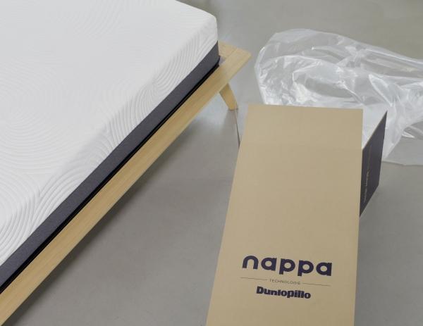 Réalisation d'un packaging pour la société Nappa