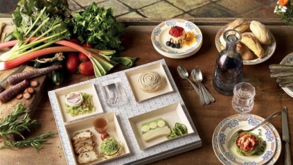 Design d'une expérience autour du plateau repas pour la société Cuillère d'Argent