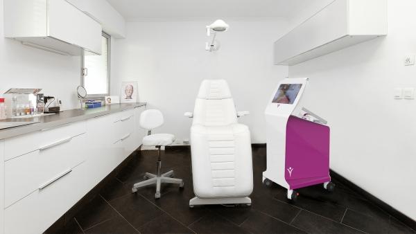Design d'une station de liposuccion pour la société Synthebio