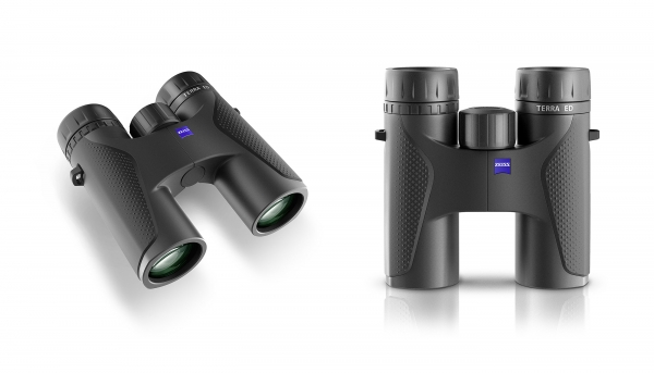 Zeiss Terra binoculars - KISKA (Salzbourg) - Product design / CMF / Communication