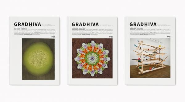 Charte graphique pour une revue d'anthropologie du Musée du quai Branly