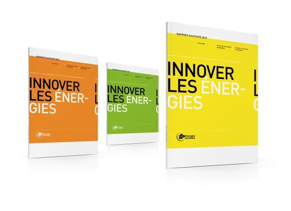 Charte graphique pour le rapport annuel de l'IFPEN
