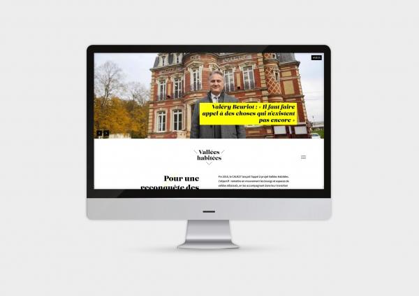 UX et UI d'un site internet pour le compte du CAUE27