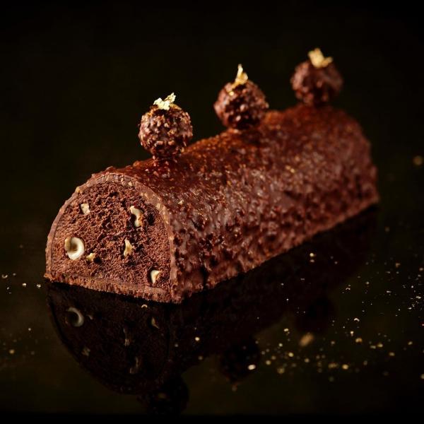 Création et réalisation recette- Ferrero Rocher