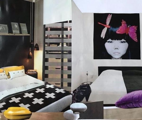 Appartement parisien, transformation complète du lieu