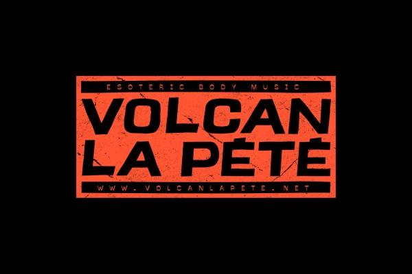 Identité visuelle Volcan La Pété