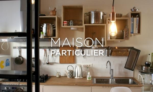 Maison de particuliers à Lille - Aménagement intérieur & décoration du RDC