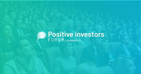 Positive Investors Forum  / Branding + Webdesign