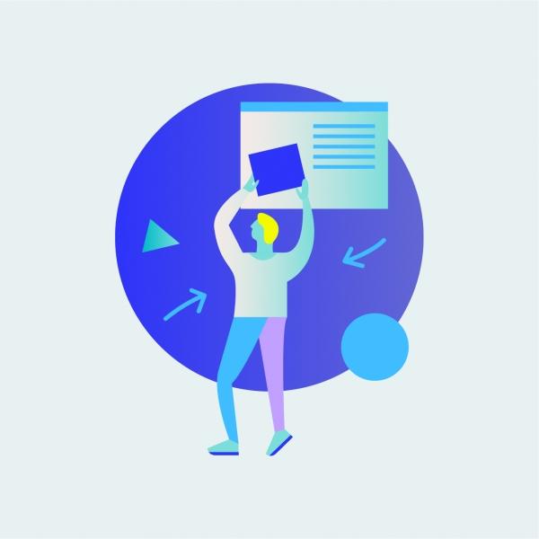 Vaduo - Replacer l'humain au centre de la technologie / Branding + Webdesign + Dev