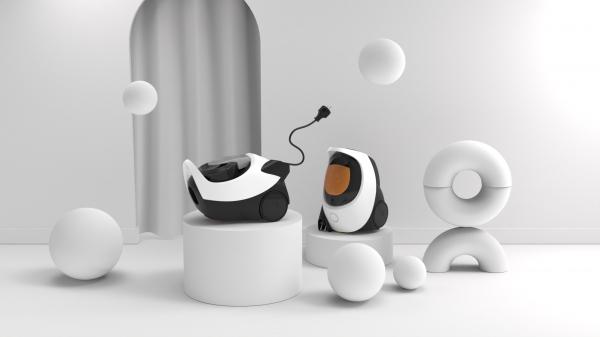Aspirateur d'une grande marque Japonaise, conception et développement jusqu'à la phase de prototypage.