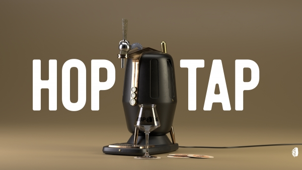 HopTap is a home beer machine that allows you to enjoy your favourite beers on draught. Designed for beers lovers or beers enthusiasts, this product will allow you to live convivial moments and share them with your friends.