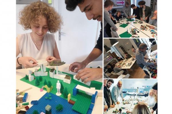 Atelier de co-design d'aménagements urbains