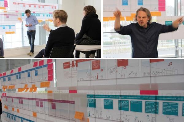 Atelier co-design de services  tourisme - Valenciennes Métropole