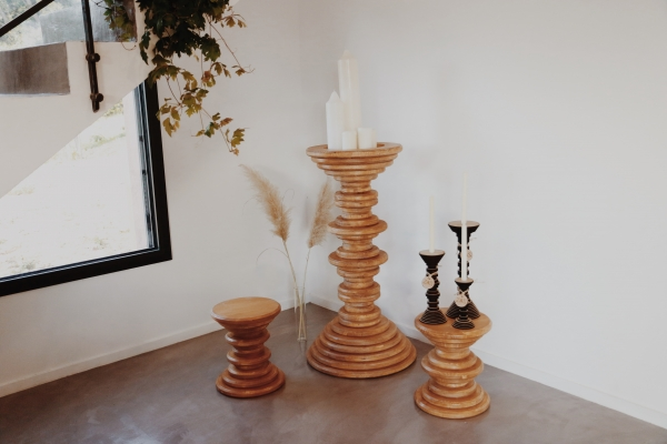 Mobilier bois fabriqué main en France