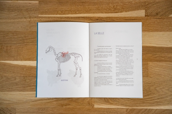 Livret explicatif - saddle fitter