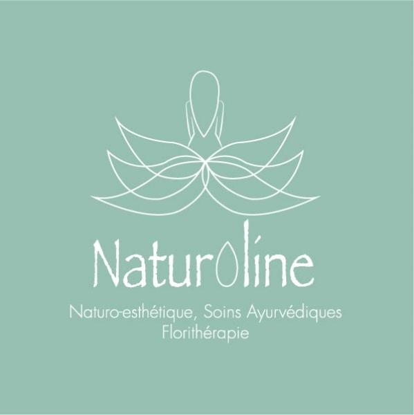 Logo pour une esthéticienne (soins ayurvediques, florithérapie, naturo-esthétique)