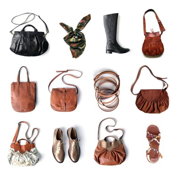 2006-2007 • Styliste accessoires pour Cotélac & acoté