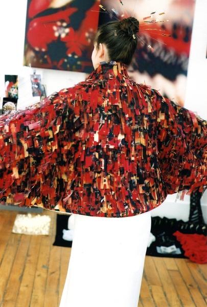 2003 • La mode s'exprime, elle s'imprime. 2ème prix du SETLR.