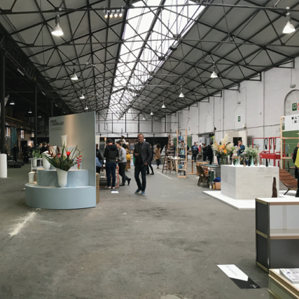 Appel à candidature — Contemporary Design Market 2020